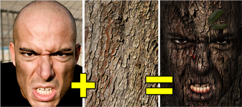 Photoshop Textur Tutorial